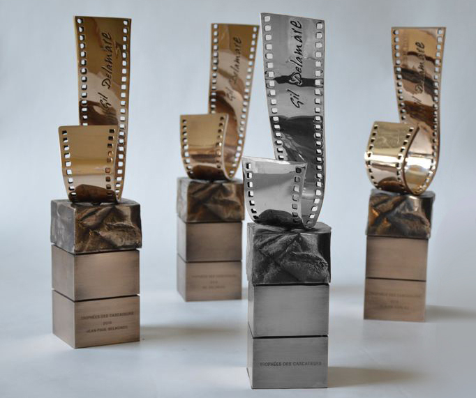 Fonderie Macheret trophee bronze cinema